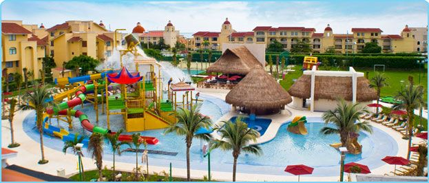 All Inclusive Family Vacation