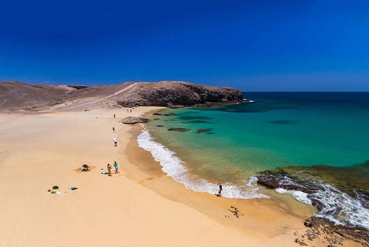 . Have Fun In The Sun On Lanzarote´S Best Beaches Anytime