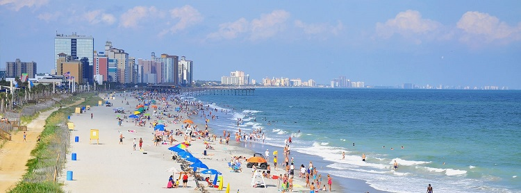 Myrtle Beach-Top 5 Reason to Plan a Visit