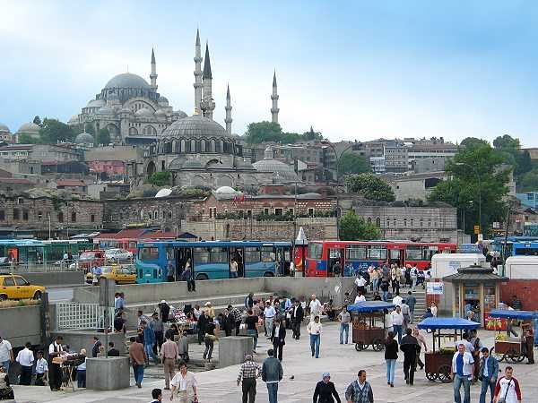 INCREDIBLE JOURNEY TO ENJOY CHRISTMAS IN TURKEY