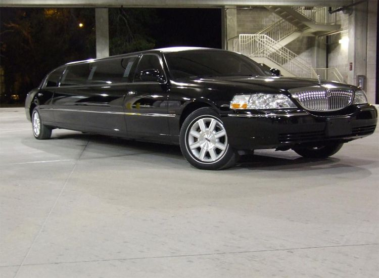 The Customized limousine
